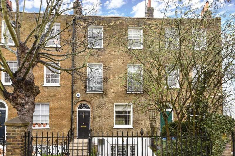3 Bedrooms Terraced House for sale in Park Vista Greenwich SE10