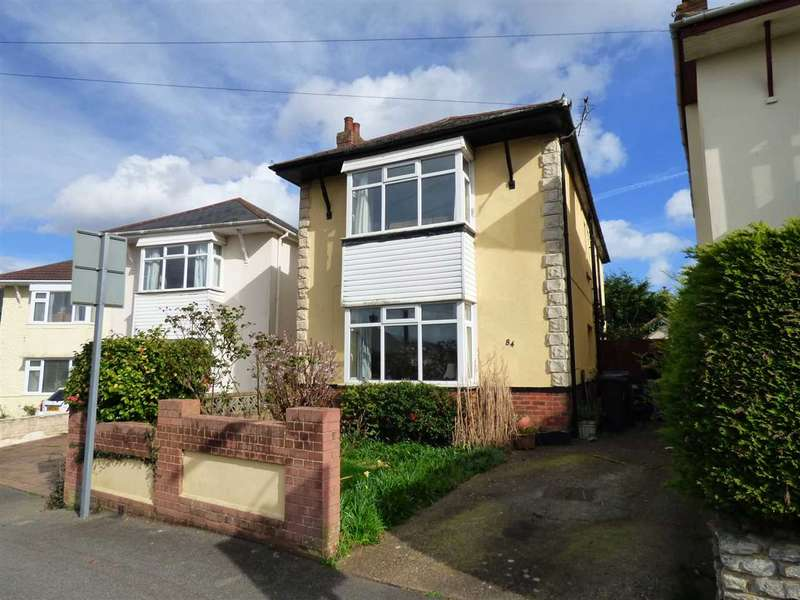 3 Bedrooms Detached House for sale in Howeth Road, Bournemouth