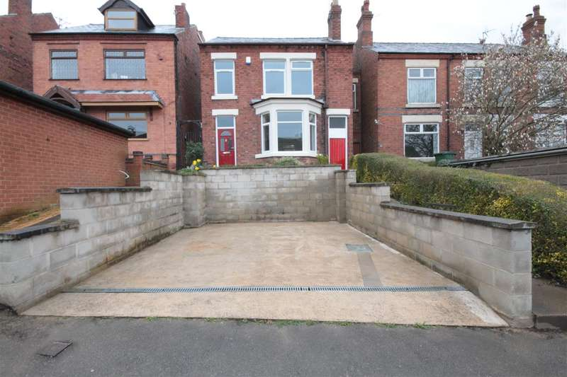 3 Bedrooms Detached House for sale in Loscoe Denby Lane, Loscoe