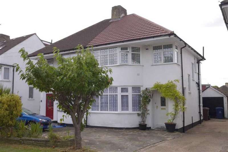3 Bedrooms Semi Detached House for sale in Curzon Avenue, Stanmore