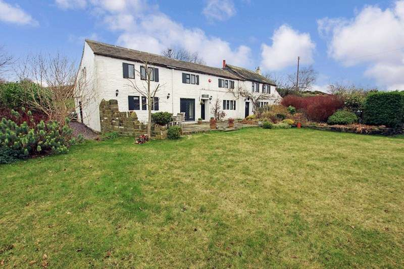 5 Bedrooms Detached House for sale in 5 Moor Top Road, Huddersfield