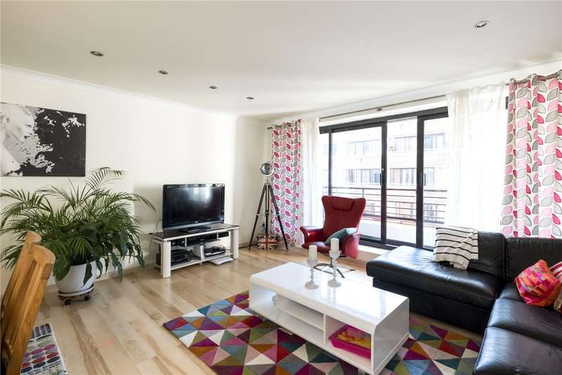 2 Bedrooms Flat for sale in Huntsmore House, 35 Pembroke Road, London, W8