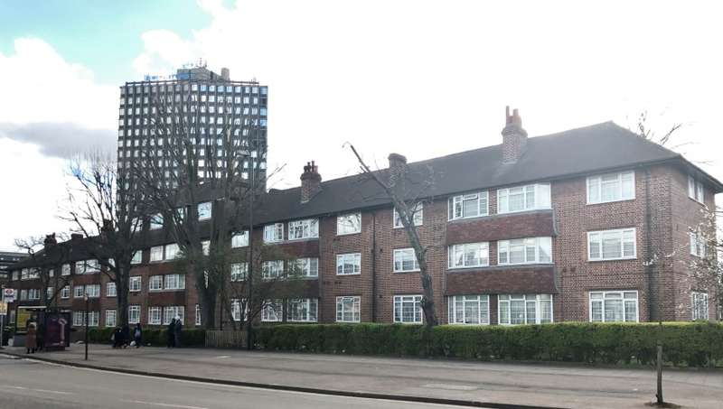 1 Bedroom Flat for sale in Sylvia Court, Wembley, Middlesex, HA9 6HS