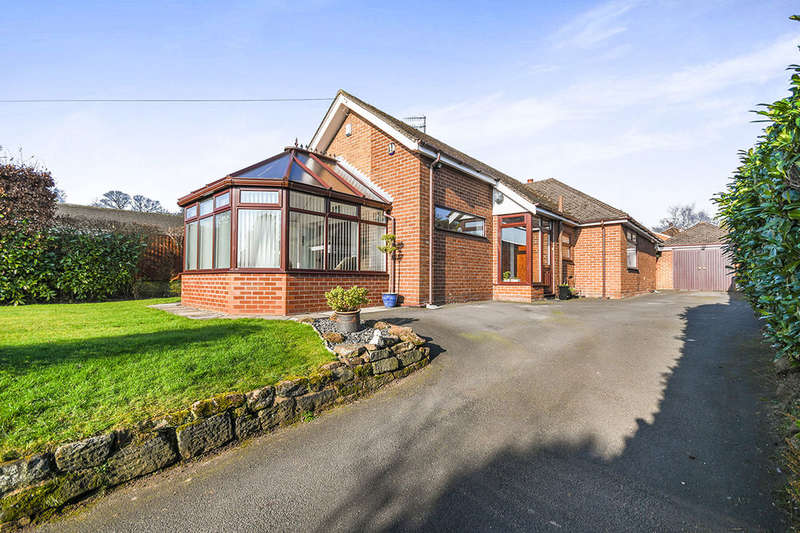 3 Bedrooms Detached Bungalow for sale in Mill Lane, Rainhill, Prescot, L35