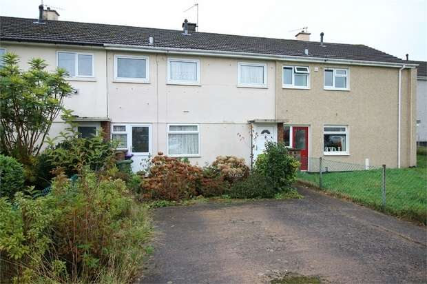 2 Bedrooms Terraced House for sale in Belle Vue Close, CWMBRAN