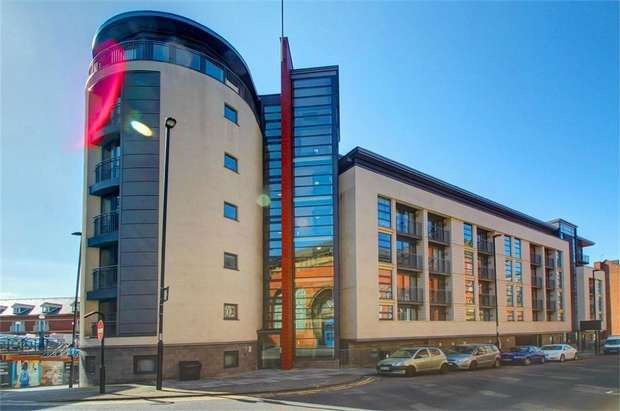 1 Bedroom Flat for sale in Marconi House, Newcastle Upon Tyne, Tyne and Wear, UK