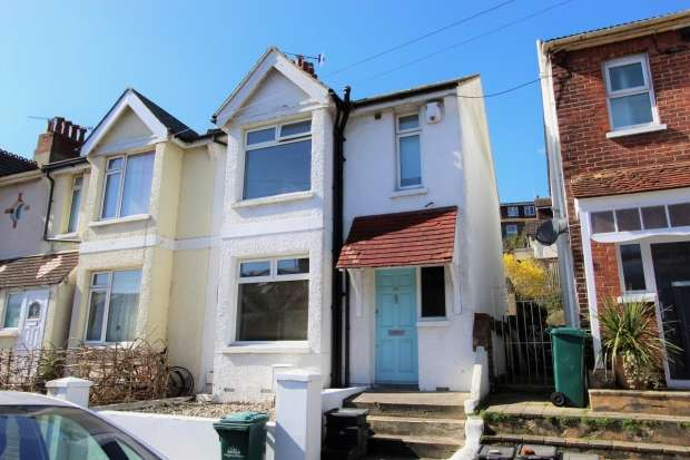 3 Bedrooms End Of Terrace House for sale in Hollingdean Terrace Brighton