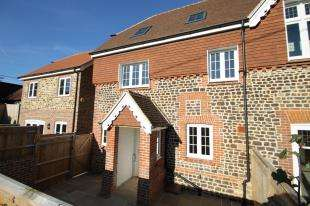 4 Bedrooms Semi Detached House for sale in Stedham, Midhurst