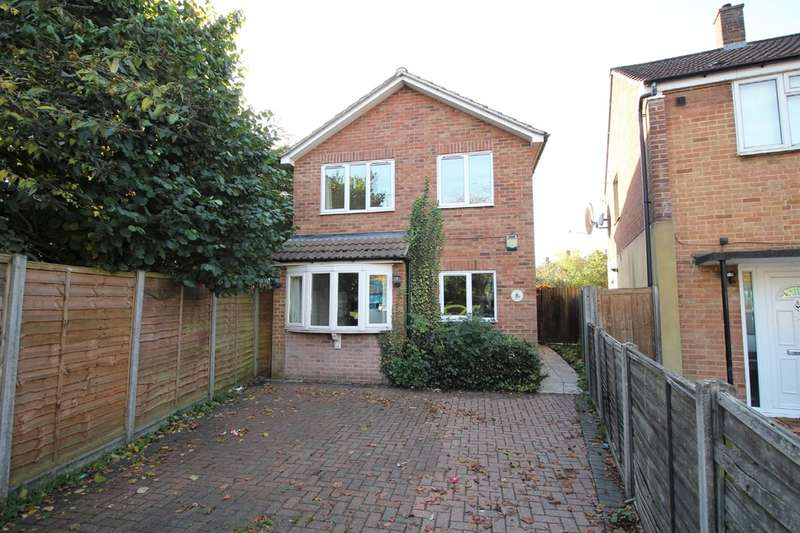 3 Bedrooms Detached House for sale in Bennetts End, Hemel Hempstead