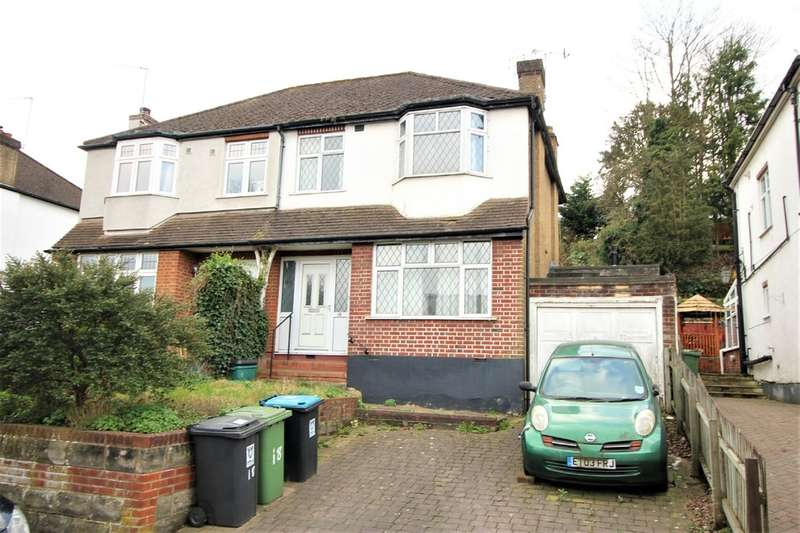3 Bedrooms Semi Detached House for sale in Shendish, Hemel Hempstead