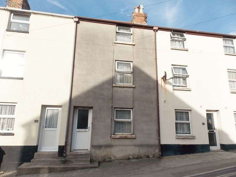 2 Bedrooms Terraced House for sale in High Street, Portland