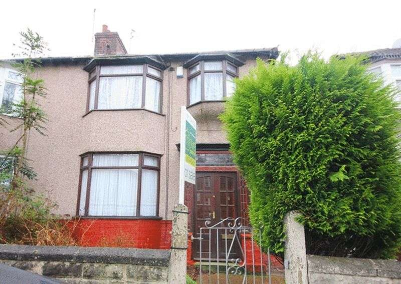 3 Bedrooms Semi Detached House for sale in Green Lane North, Childwall, Liverpool, L16
