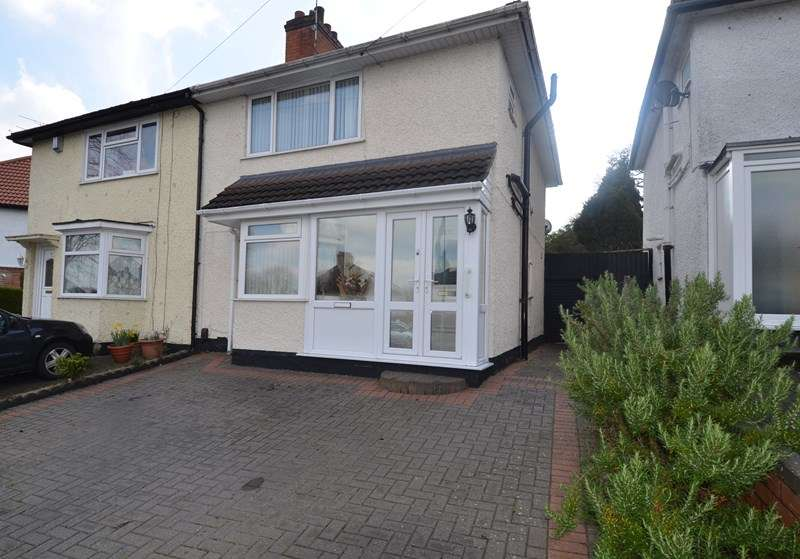 3 Bedrooms Semi Detached House for sale in Pendeen Road, Yardley Wood, Birmingham