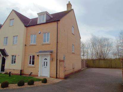 3 Bedrooms Town House for sale in Horsford, Norwich, Norfolk