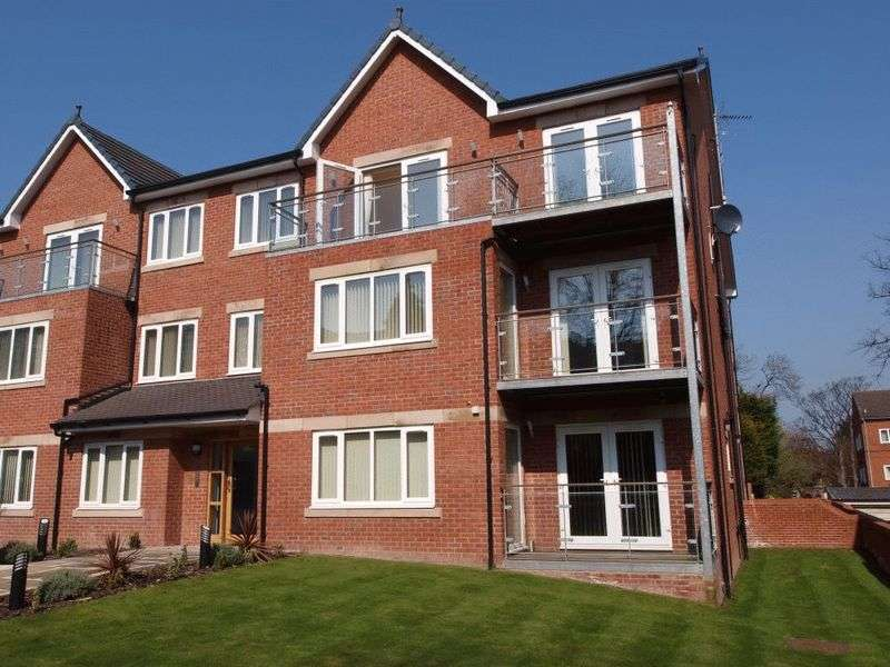 2 Bedrooms Flat for sale in 16 Cearns Road, Prenton