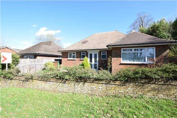 3 Bedrooms Detached Bungalow for sale in Hilbert Road, TN2 3SA
