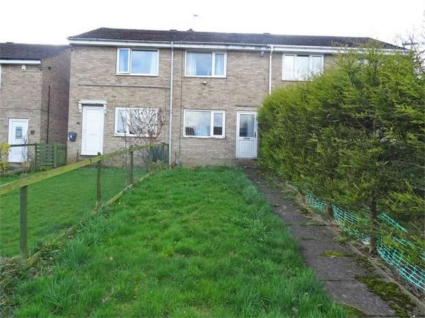2 Bedrooms Terraced House for sale in Howden Close, Cowlersley, Huddersfield, West Yorkshire