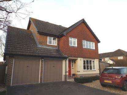 4 Bedrooms Detached House for sale in Amesbury, Salisbury, Wiltshire