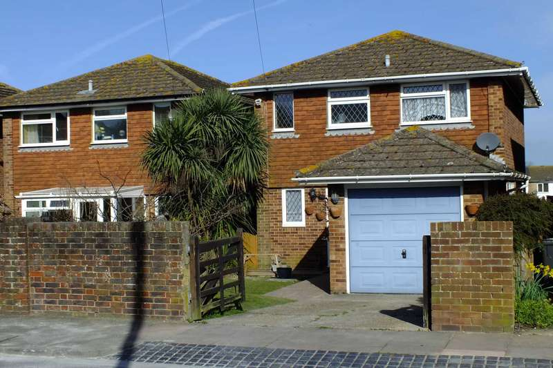 3 Bedrooms Detached House for sale in Northbourne Road, Eastbourne, BN22 8RU