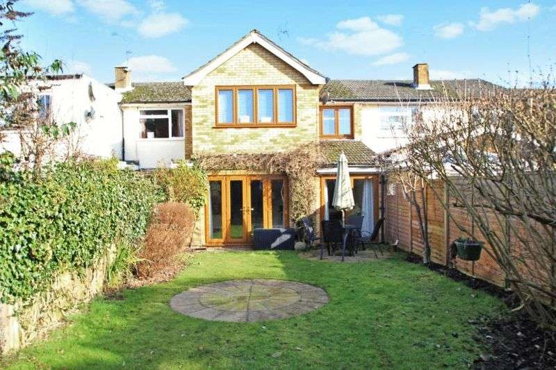 3 Bedrooms Terraced House for sale in Holmer Green