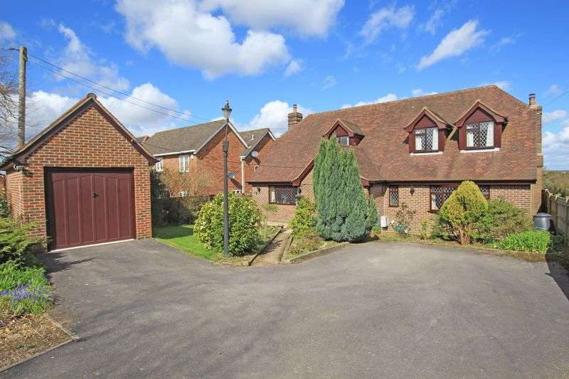 4 Bedrooms Detached House for sale in Nomansland
