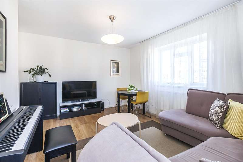 2 Bedrooms Flat for sale in Maitland Close, Greenwich High Road, London, SE10