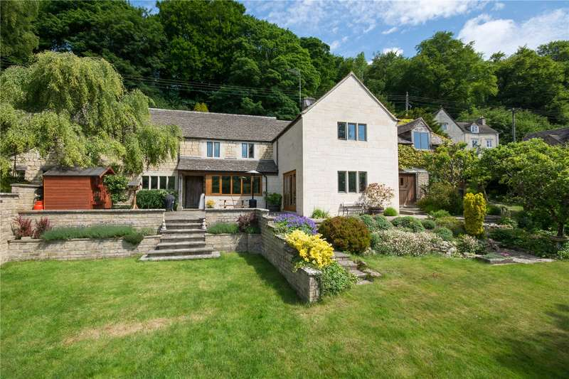 4 Bedrooms Barn Conversion Character Property for sale in Far End, Sheepscombe, Stroud, Gloucestershire, GL6