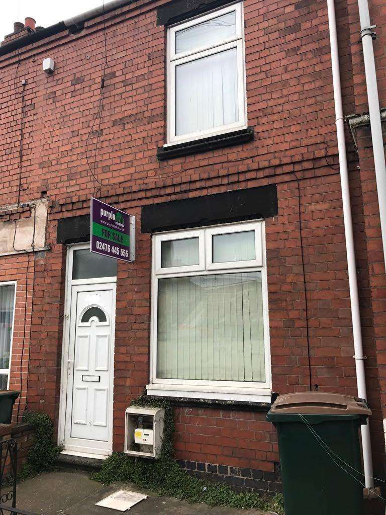 3 Bedrooms Terraced House for sale in clay lane, coventry CV2