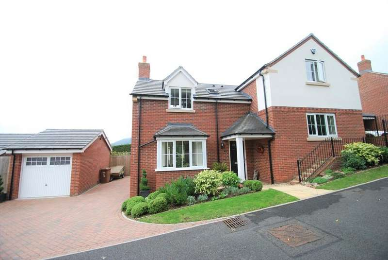 4 Bedrooms Detached House for sale in Treetops Drive, MALVERN