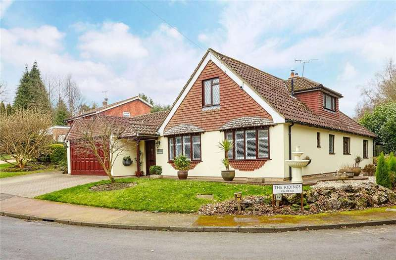 4 Bedrooms Detached Bungalow for sale in The Ridings, Tunbridge Wells, Kent, TN2