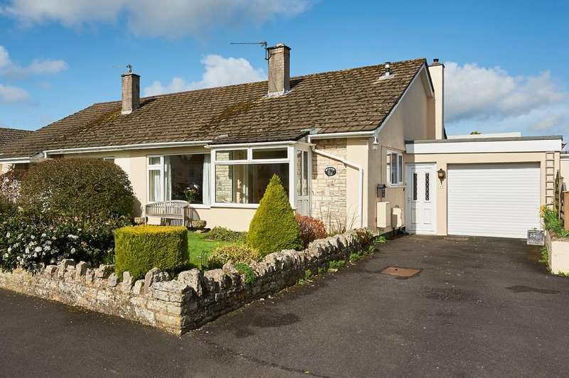 3 Bedrooms Semi Detached Bungalow for sale in Paulton, Near Bristol
