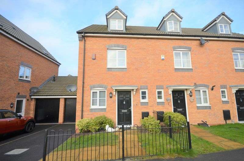 3 Bedrooms House for sale in 1 Harvest Lane, Huthwaite, Sutton-In-Ashfield, NG17 2TB