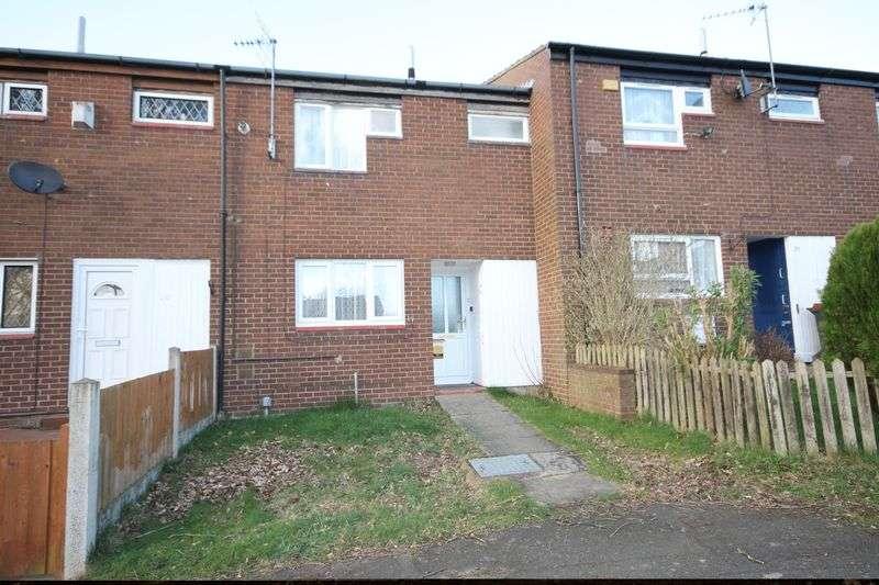 3 Bedrooms Terraced House for sale in Brindleyford, Telford
