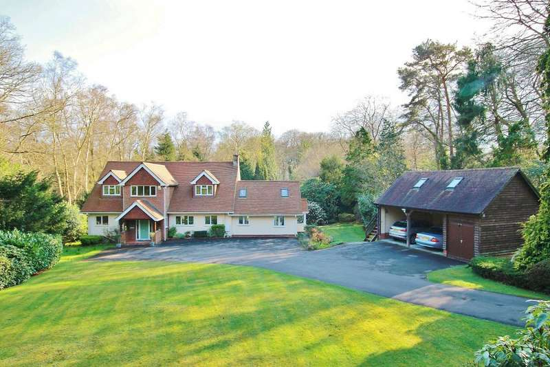 4 Bedrooms Detached House for sale in AMPFIELD
