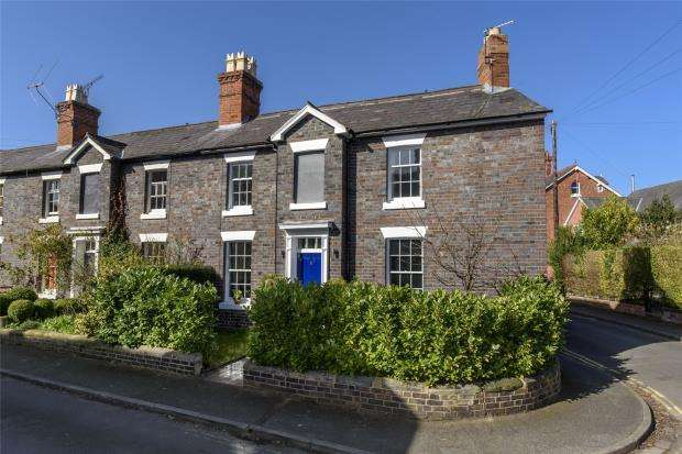 3 Bedrooms House for sale in St. George's Street, Shrewsbury, Shropshire
