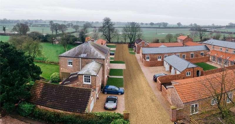 2 Bedrooms Unique Property for sale in Eastfield Farm, Moor Lane, Askham Bryan, York, YO23