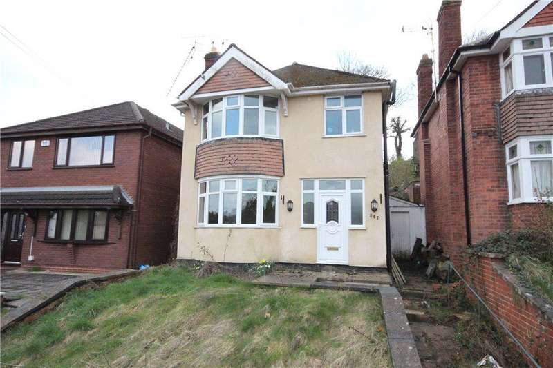 3 Bedrooms Detached House for sale in Stourbridge Road, Kidderminster, DY10