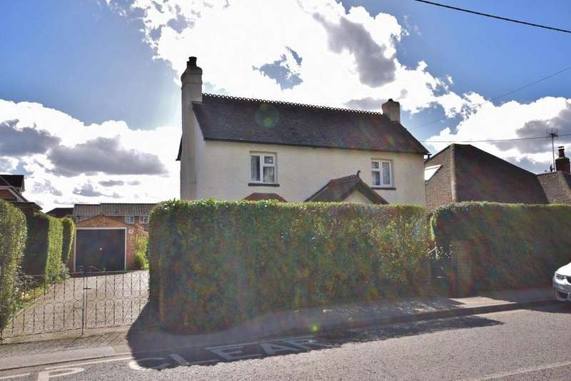 2 Bedrooms Detached House for sale in Pamber Heath, Tadley, RG26