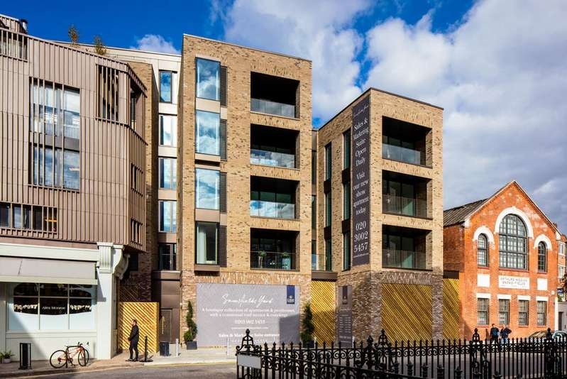 3 Bedrooms Apartment Flat for sale in Snowsfields Yard