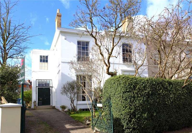 6 Bedrooms Semi Detached House for sale in Pittville Circus, Cheltenham, Gloucestershire, GL52