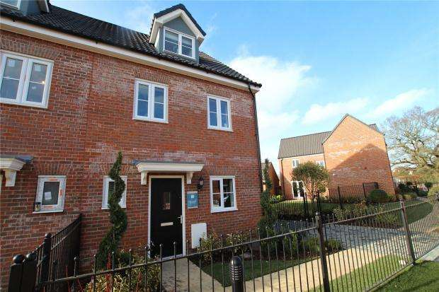 3 Bedrooms Semi Detached House for sale in The Mallards, Brundall, Strumpshaw Road, Brundall