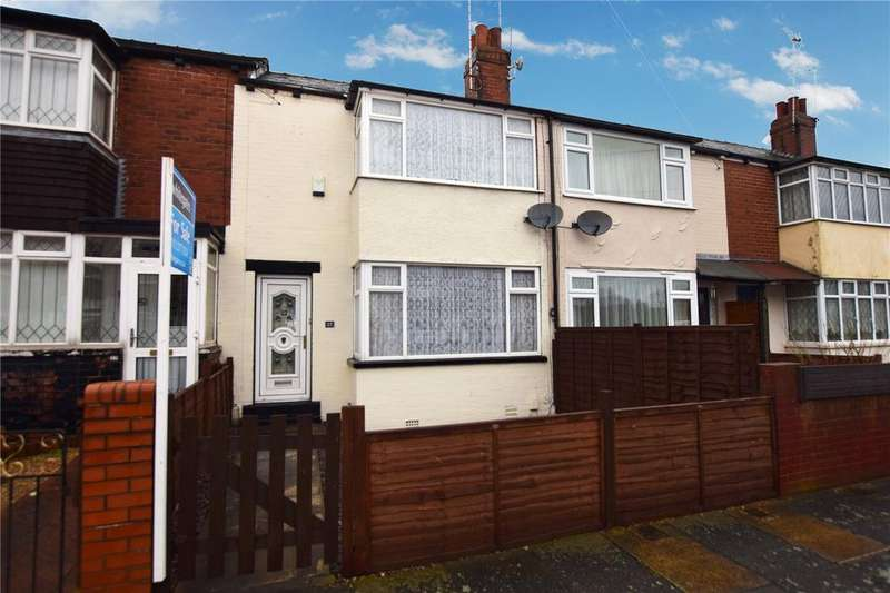 2 Bedrooms Terraced House for sale in Longroyd Street North, Leeds, West Yorkshire, LS11