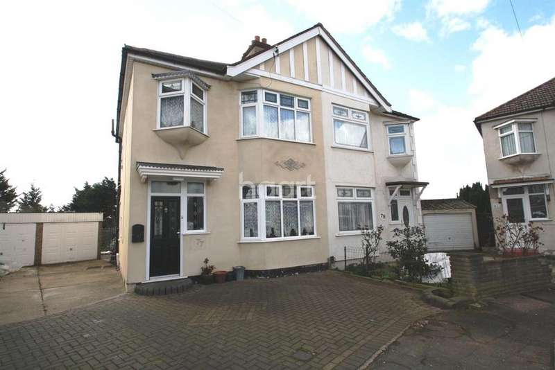 3 Bedrooms Semi Detached House for sale in Surrey Road