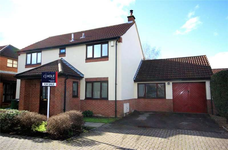 4 Bedrooms Detached House for sale in Grange Close, Bradley Stoke, Bristol, BS32