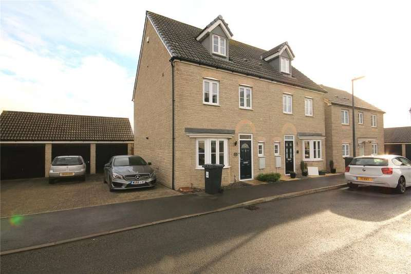4 Bedrooms Semi Detached House for sale in Jays Close, Kingswood, Bristol, BS15