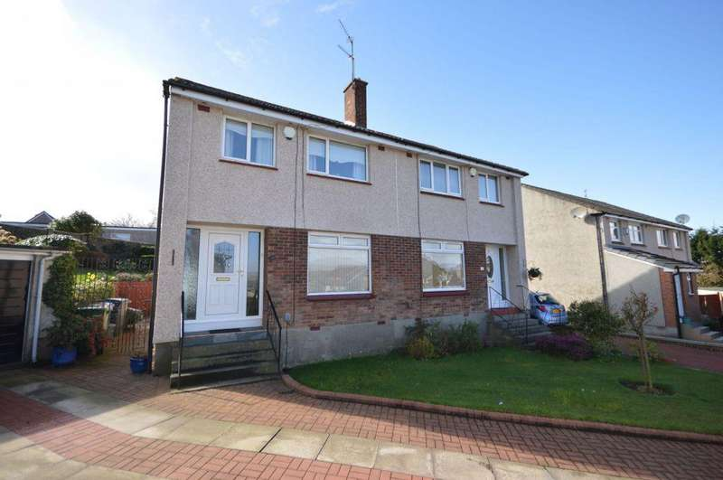 3 Bedrooms Villa House for sale in 33 Cander Rigg, Bishopbriggs, Glasgow, G64 3LR