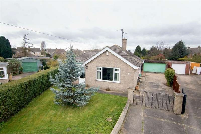 3 Bedrooms Detached Bungalow for sale in Harewood Close, Boston, Lincolnshire