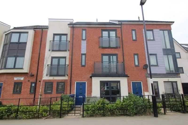 4 Bedrooms Property for sale in Wagonway Drive, Newcastle Upon Tyne, NE13