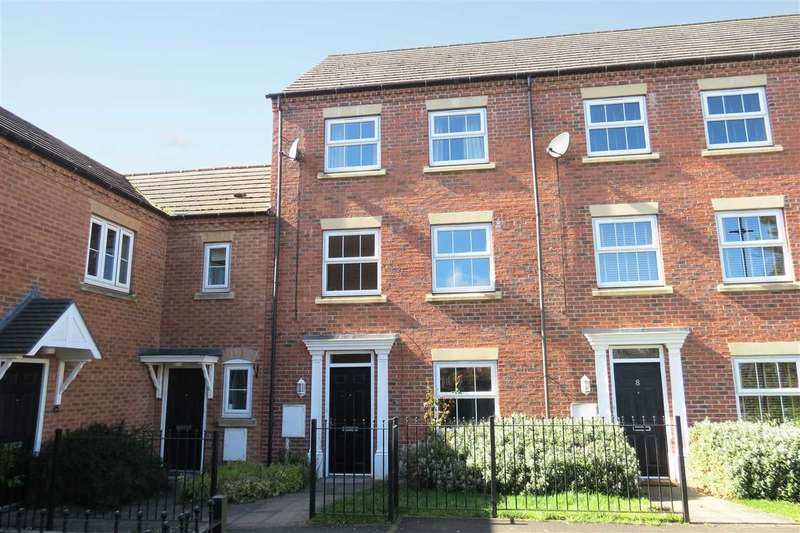 4 Bedrooms Town House for sale in Pentland Drive, Greylees