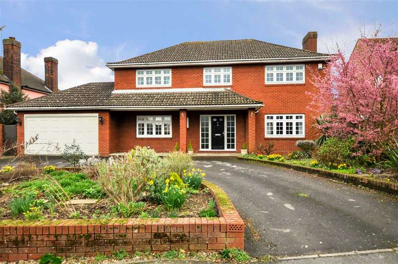 5 Bedrooms Detached House for sale in Moulsham Chase, Chelmsford